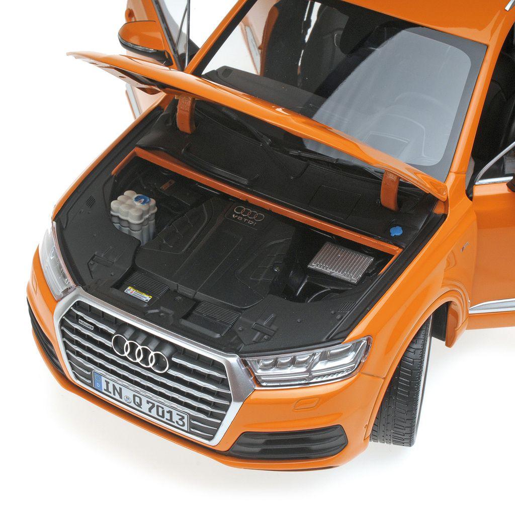 1/18 : L'Audi Q7 de seconde génération de Minichamps à 79,99 €