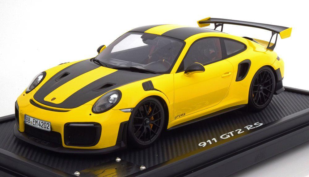 1/12 : Une maxi Porsche 911 (991) GT2 RS