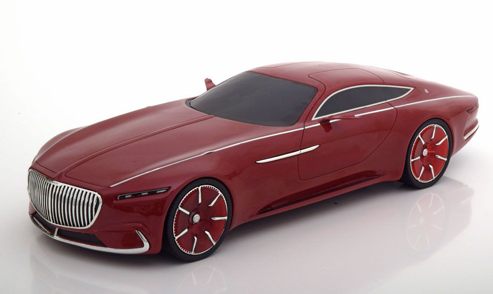 1/18 : La prestigieuse Mercedes-Maybach Vision 6 arrive en miniature
