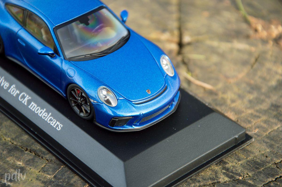 1/43 Porsche 911 (991.2) GT3, Minichamps (413066024)