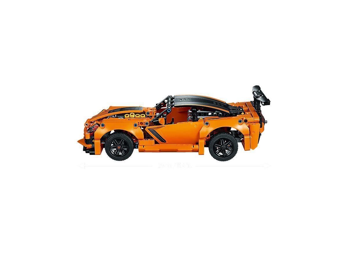Lego Technic : une Corvette C7 ZR1... plutôt ratée !