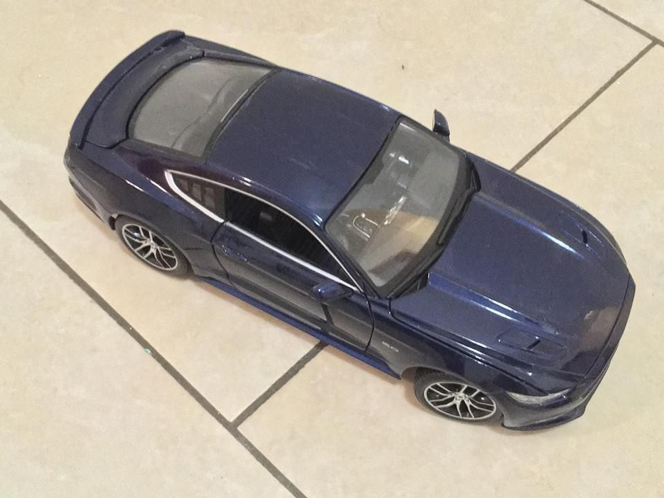 1/18 Ford Mustang GT 2015, Maisto (38133)