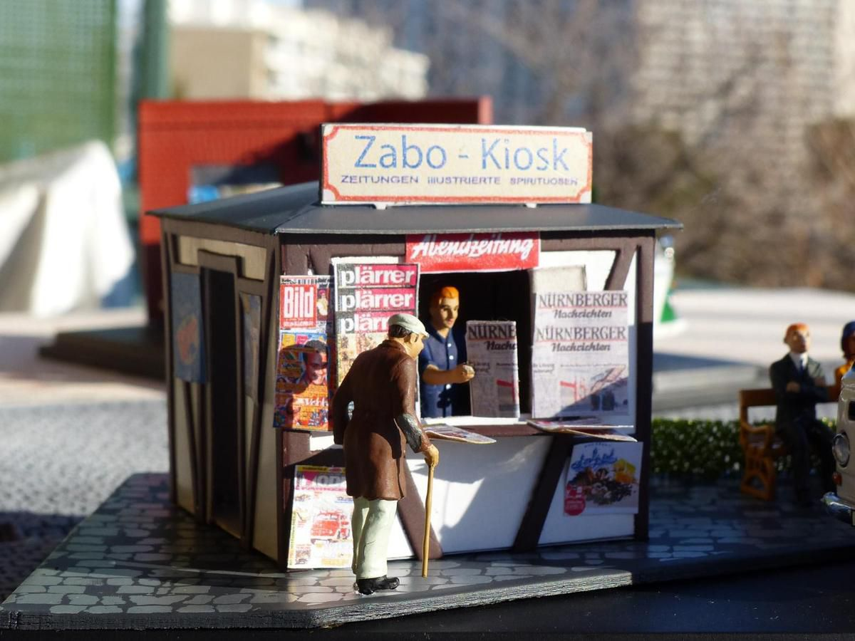 1/43 : deux superbes dioramas Schucos