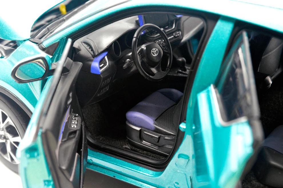 1/18 : Paudi propose désormais le Toyota C-HR