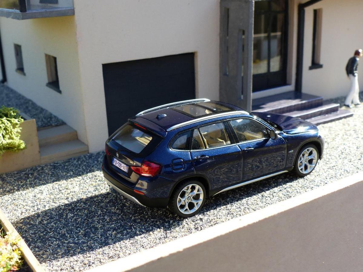 1/43 BMW X1 type E84, Schuco (80422156806)