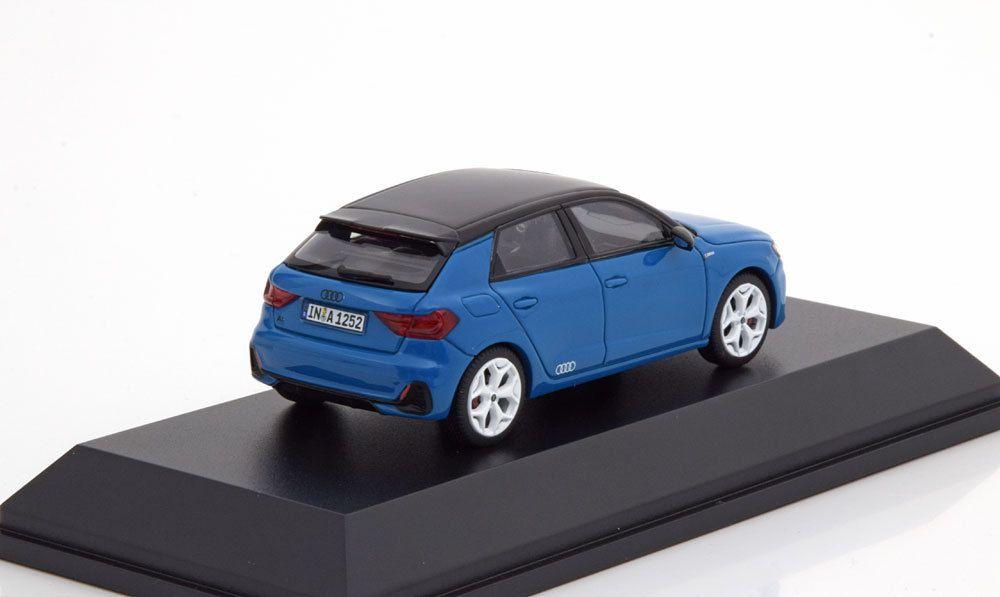 1/43 : L'Audi A1 de seconde génération arrive en miniature