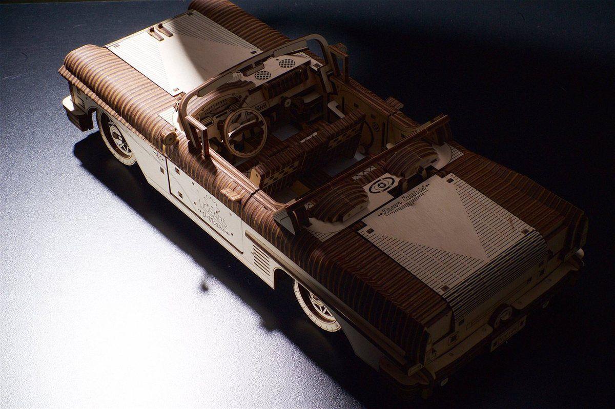 Ugears Models enrichit sa gamme du cabriolet VM-05