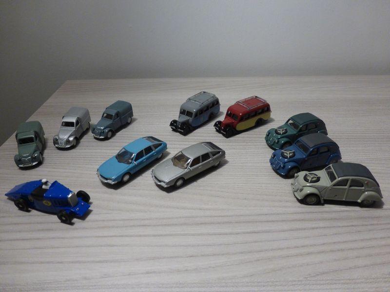 Rétromobile 2019 : du côté des miniatures...