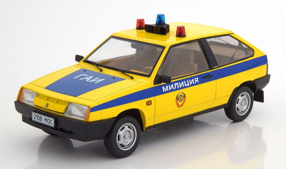 1/18 : Et la Lada Samara arriva !
