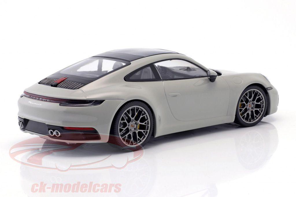 1/18 : La nouvelle Porsche 911 (992) déjà disponible