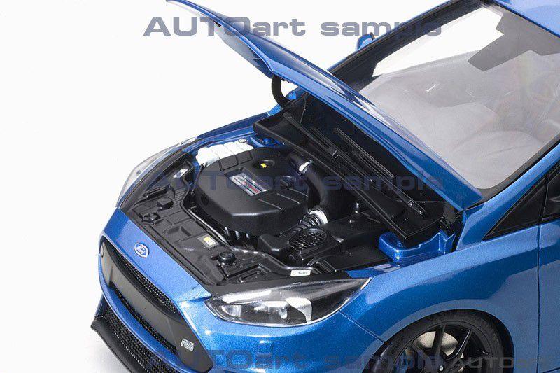 1/18 : La Ford Focus 3 RS d'AUTOart se concrétise