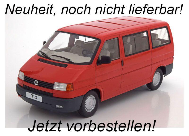 1/18 : Le Volkswagen Caravelle T4 arrive en miniature
