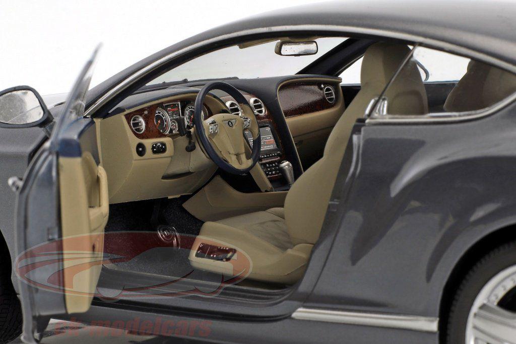 1/18 : La Bentley Continental GT de Minichamps à 59,95 €