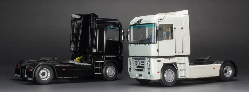 1/18 : Le Renault Magnum sortira bientôt chez Z Models