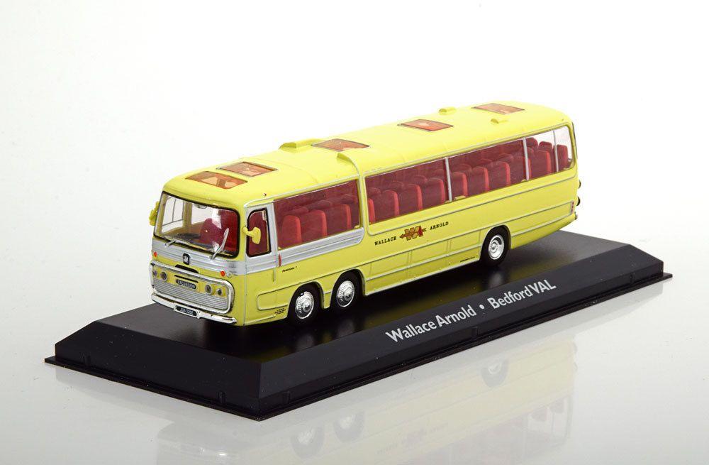1/72 : l'atypique bus Bedford VAL à 7,95 €