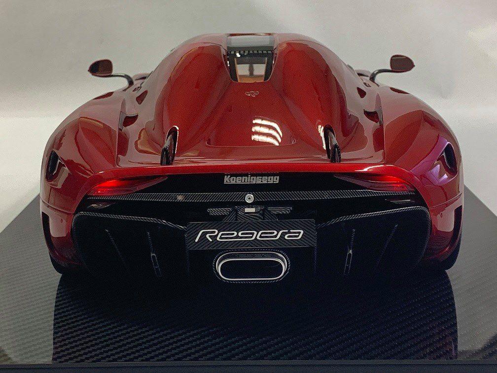 1/8 : Cette Koenigsegg Regera va vous faire craquer !
