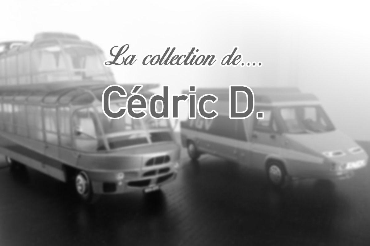 L'incroyable collection de Cédric D. à l'échelle 1/43