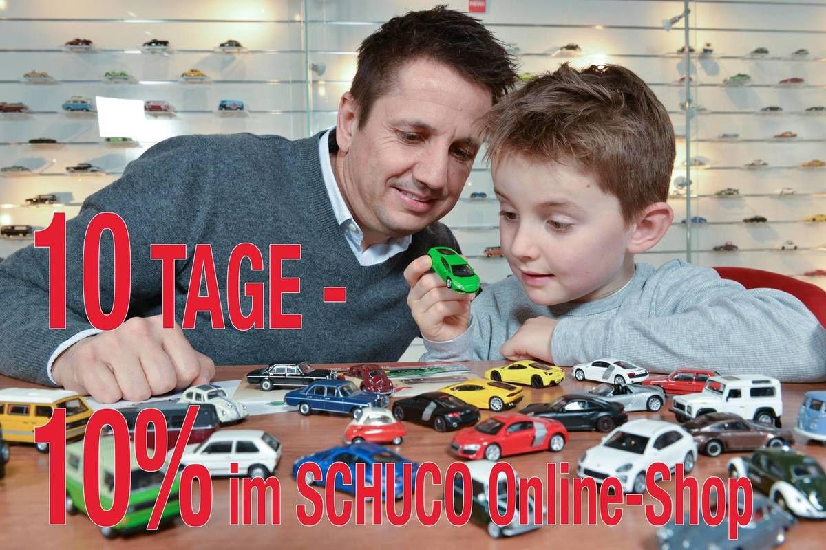 10% de remise sur la boutique en ligne Schuco