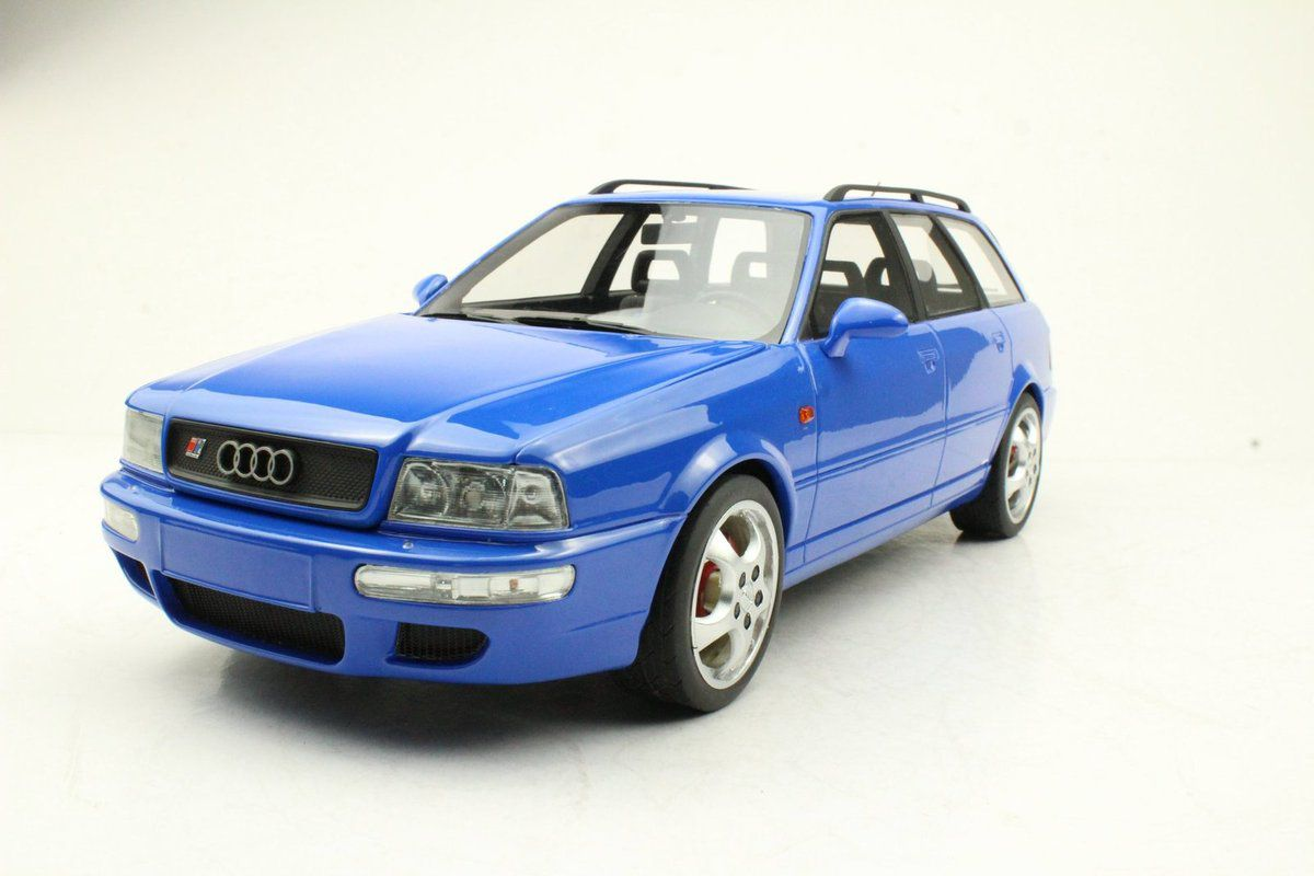 1/12 : L'Audi RS2 arrive chez Top Marques
