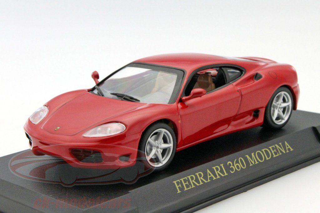 1/43 : Une Ferrari 360 Modena... pour 1,70 € !