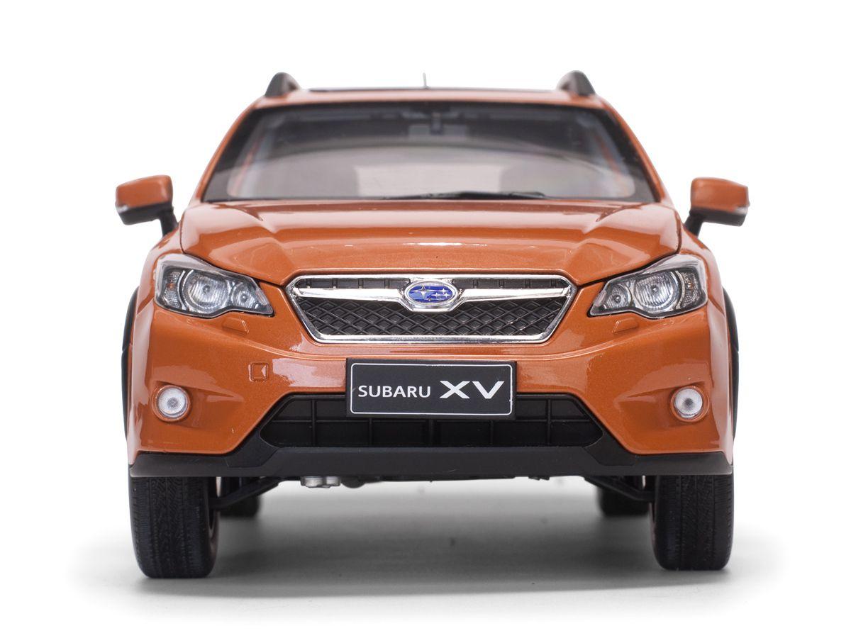 1/18 : La Subaru XV miniaturisée par Sun Star