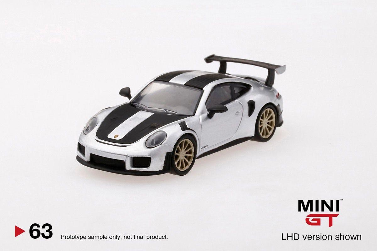 1/64 : Mini GT prépare la Porsche 911 (991) GT2 RS