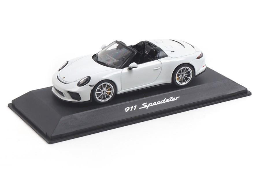 1/43 Porsche 911 (991) Speedster, WAP0201930K - non-Heritage - white - 75€