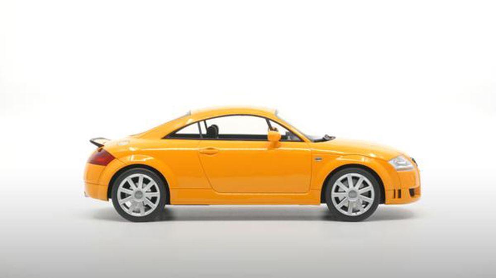 1/18 : L'Audi TT V6 mk1 de DNA Collectibles n'attend plus que vous