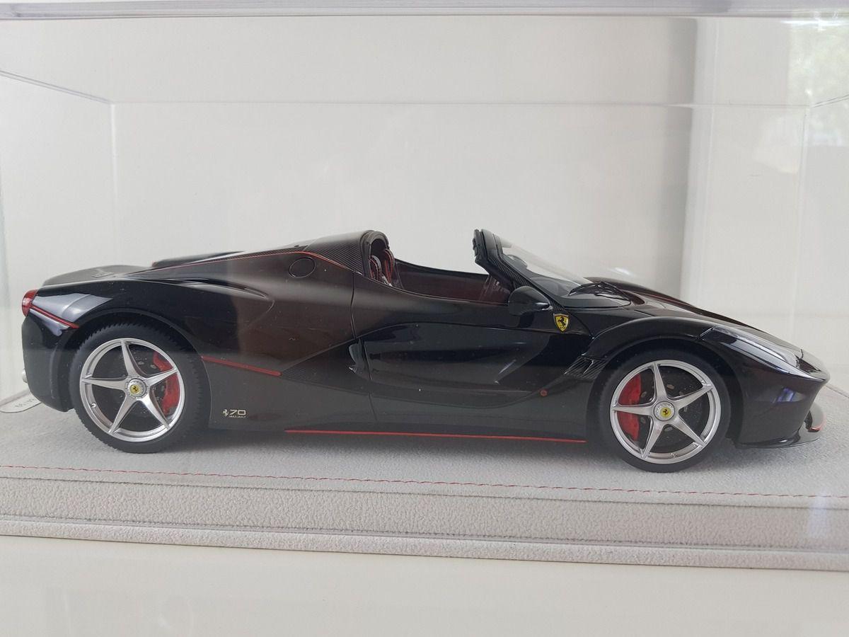 Bon plan : la Ferrari Laferrari Aperta BBR la moins chère du web chez AN Model Cars