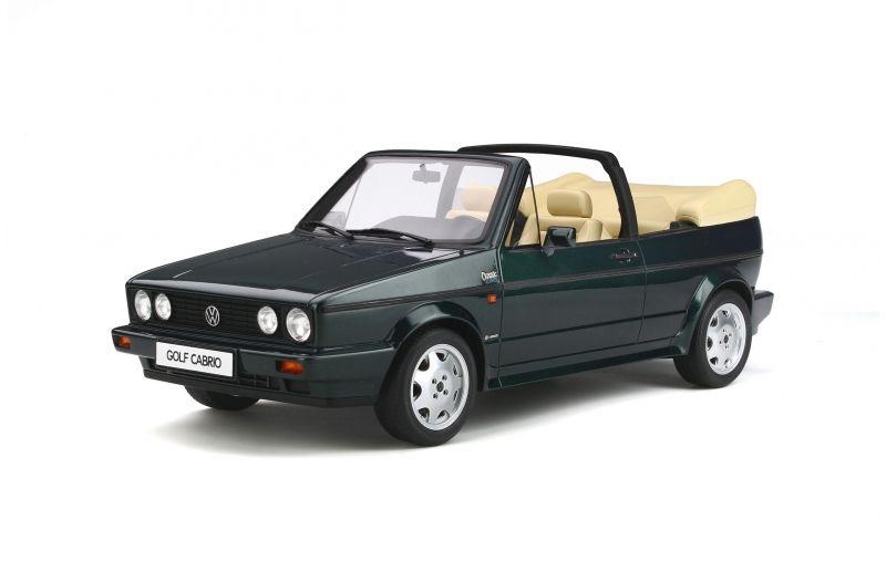 1/12 : OttOmobile sort la VW Golf I cabriolet Classic Line