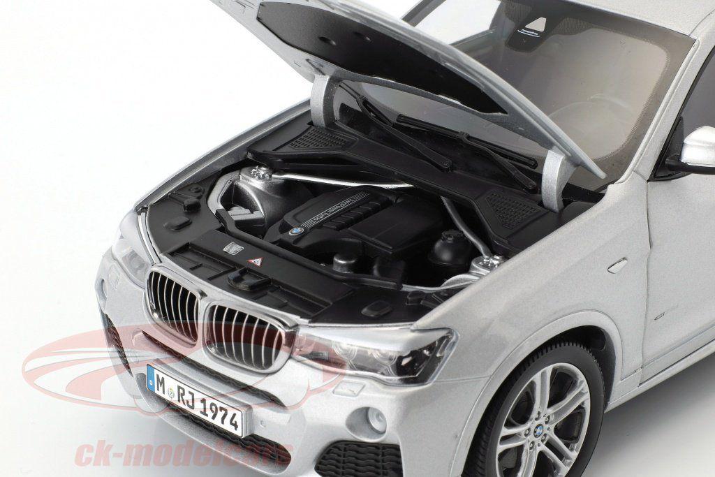 1/18 : Le BMW X4 Paragon remisé à 29,95 €