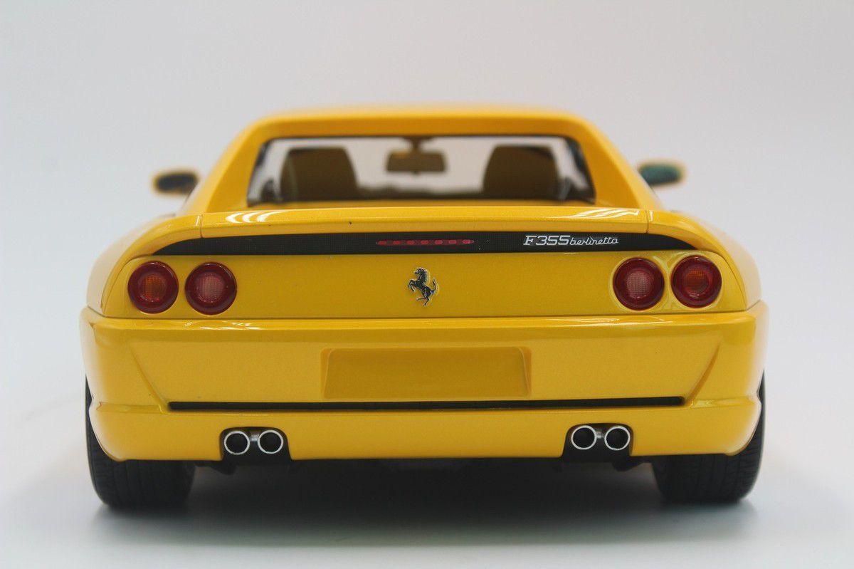 1/12 : Top Marques a modélisé la Ferrari F355 Berlinetta