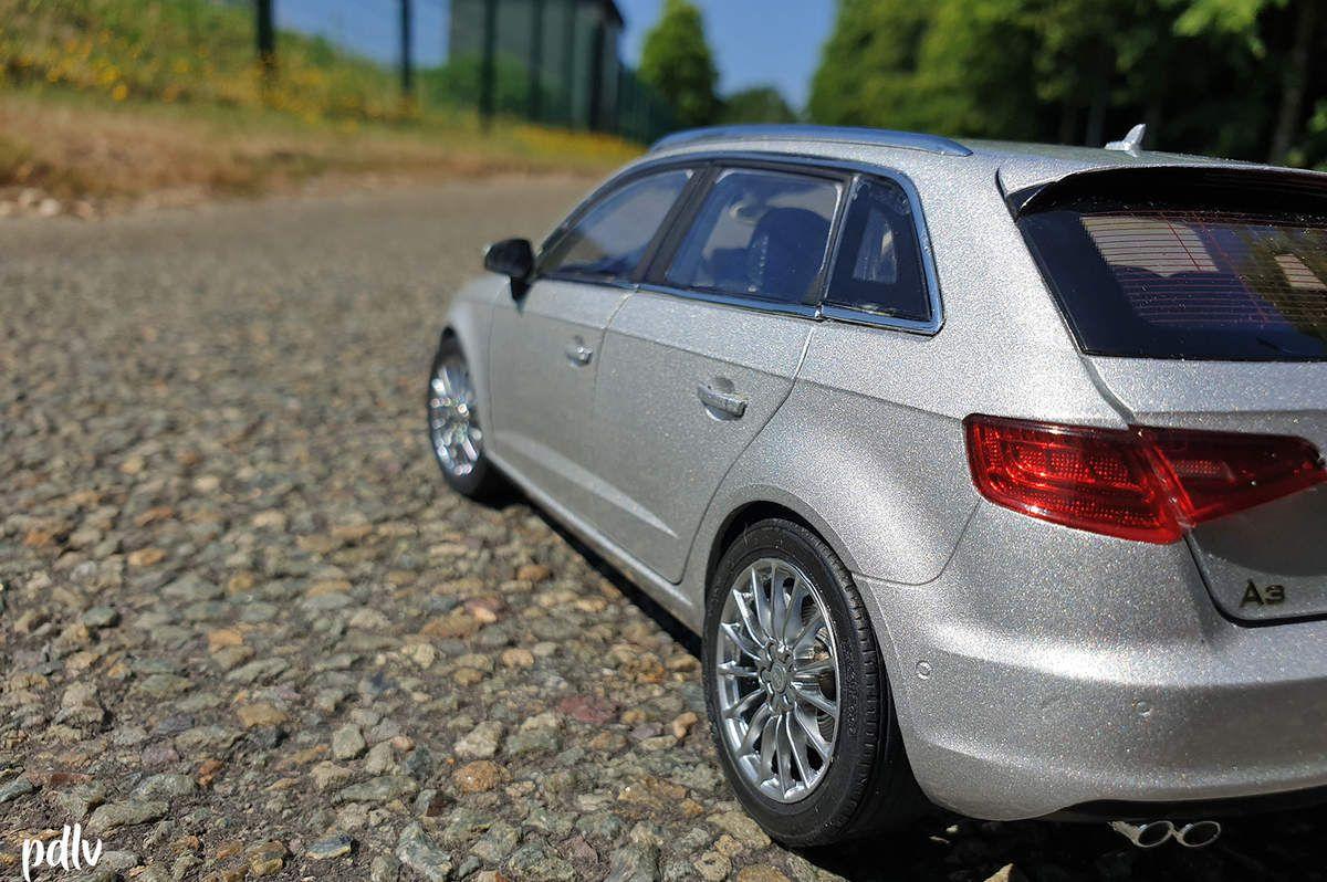 1/18 Audi A3 Sportback 8V, Paudi (2290S)