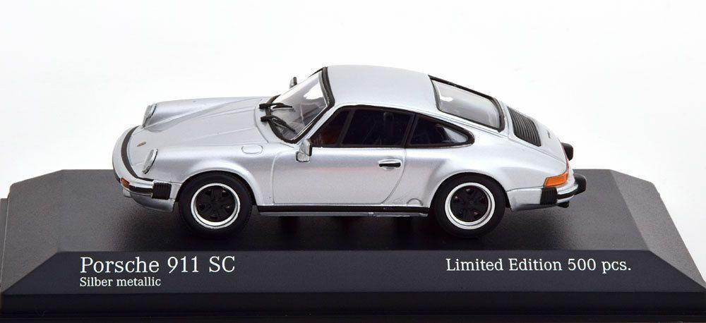 1/43 : Une jolie Porsche 911 SC réalisée exclusivement pour Modelissimo et CK Modelcars