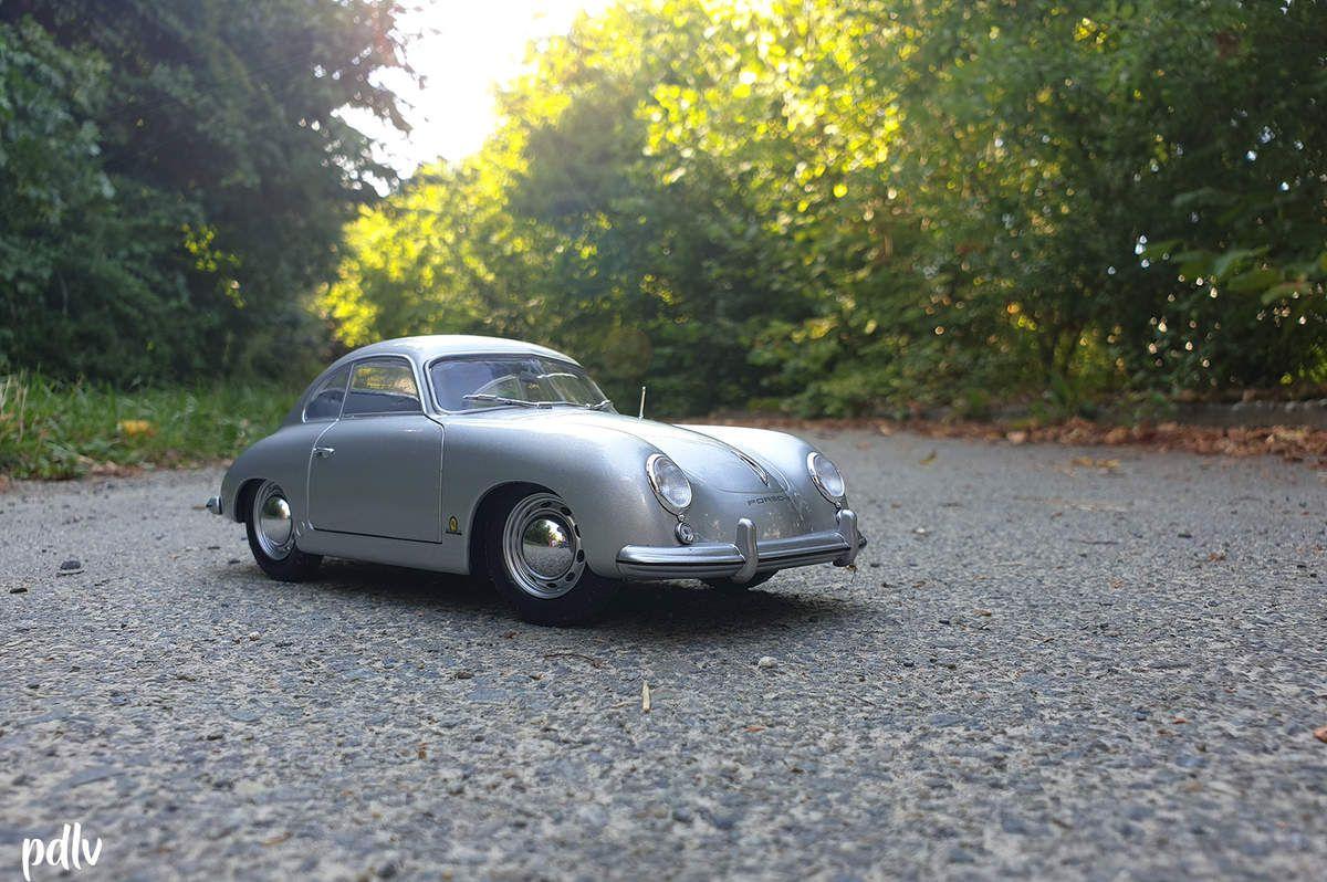 1/18 Porsche 356 Pré-A, Solido (S1802802)