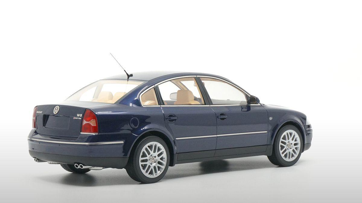 1/18 : La Volkswagen Passat W8 arrive chez DNA
