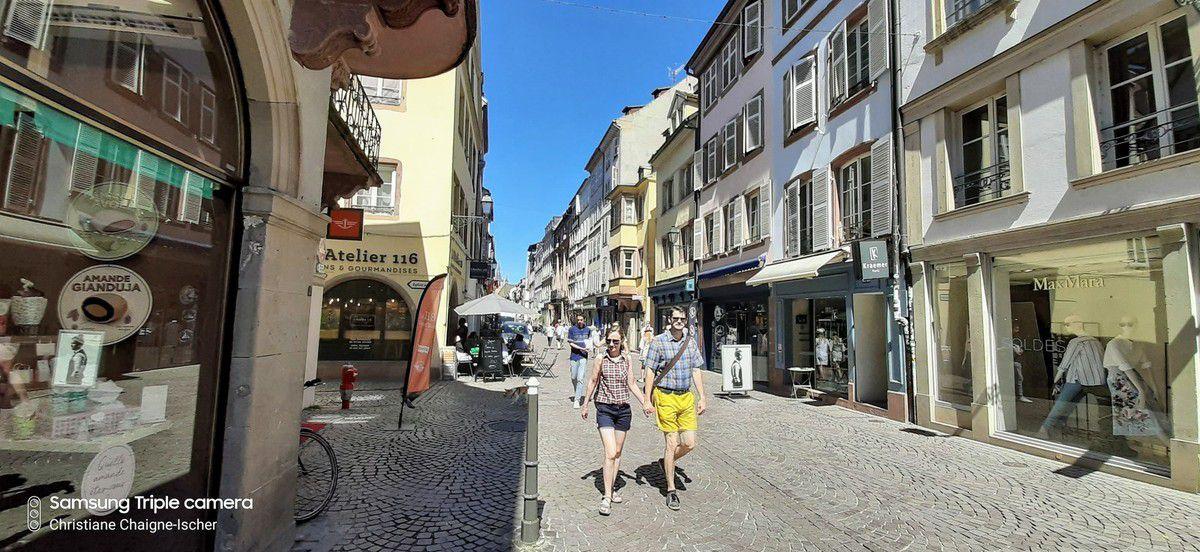 Balade dans Strasbourg