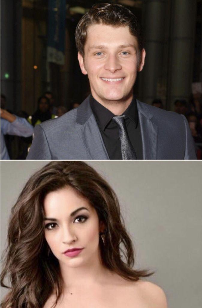 Brett Dier (Jane The Virgin) et Ana Vilafañe sont Luna et Adams.