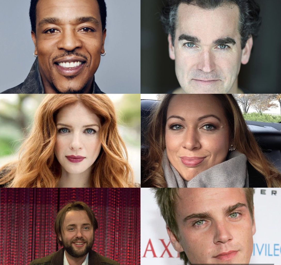 Russell Hornsby (Grimm), Brian D'arcy James (13 reasons why), Rachel Lefevre (Under the dome), Clare O'Connor, Vincent Kartheiser (The path) et Riley Smith (Frequency).
