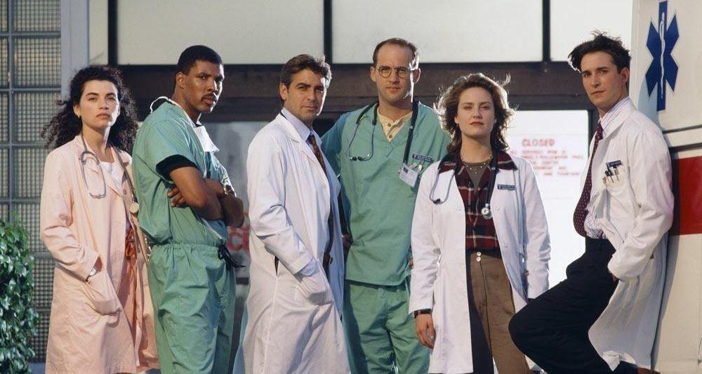 URGENCES (NBC - 15 saisons)