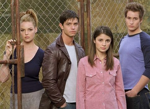 ROSWELL (WB puis UPN - 3 saisons)