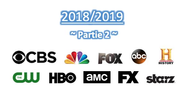 Bilan 2018/2019 (partie 2) : Les pires audiences des networks et du câble