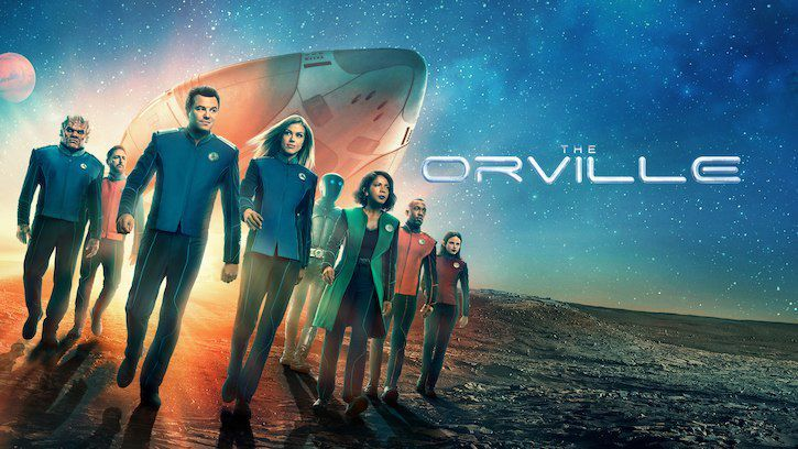 The Orville quitte FOX pour Hulu