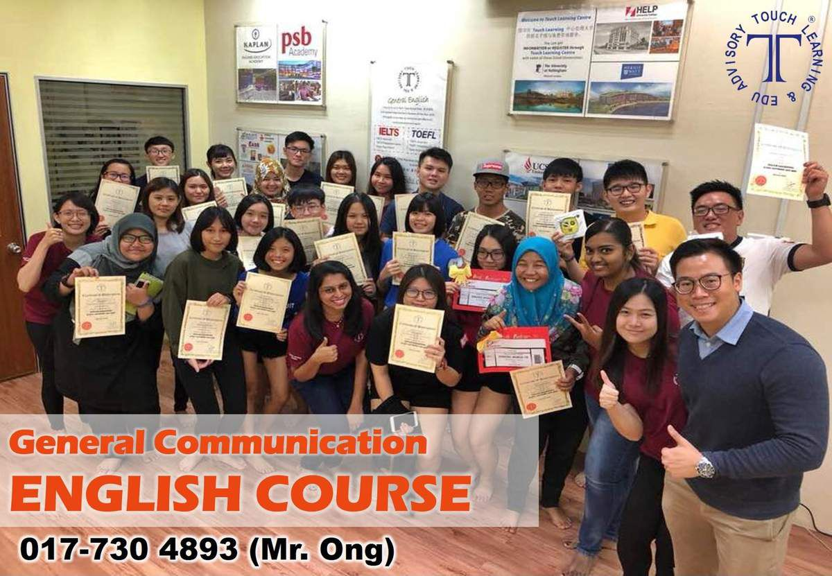 Mount Austin 英语中心 - Touch Learning English Centre