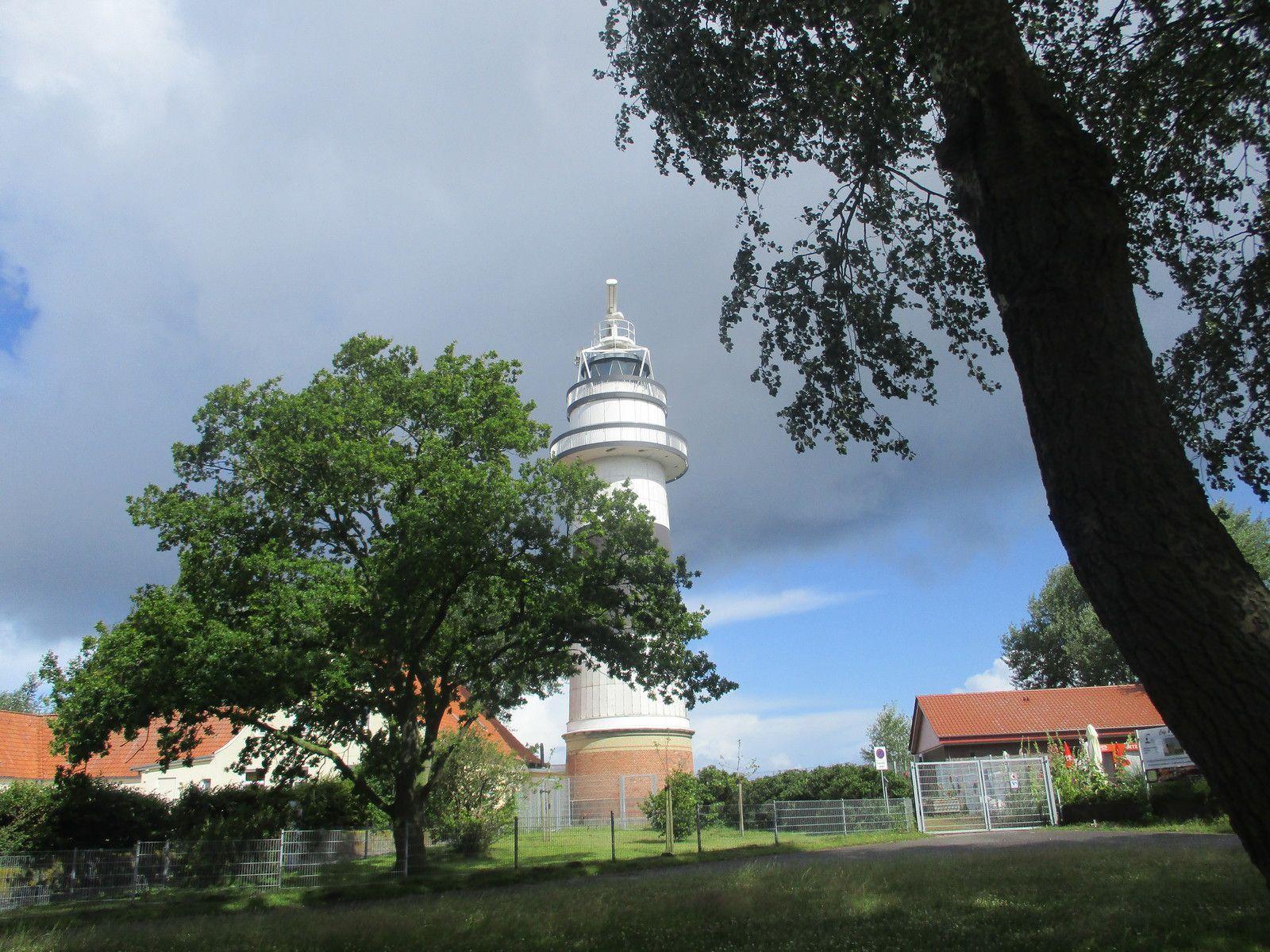 Leuchtturm Bülk am äißersten Ende der Kieler Förde