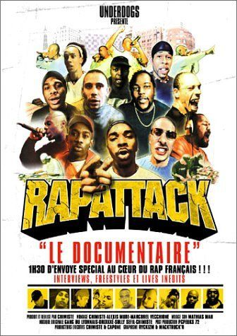 Documentaire Rap Attack (Chimiste)
