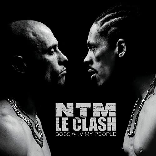 Making of Le Clash (B.O.S.S. vs IV My People - Suprême NTM)