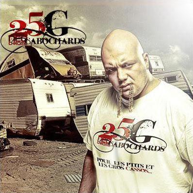 25G - Cabochard