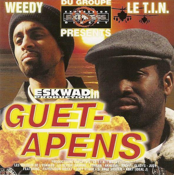 Eskwad (Weedy et le T.I.N.) - Guet-apens