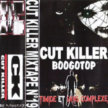 Cut Kuller Boogotop - Timide et sans complexe - mixtape